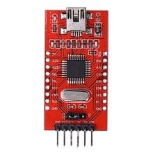 цена на Ft232 Ft232Bl Ft232Rl Usb 2.0 To Ttl Level Download Cable To Serial Board Adapter Module 5V 3.3V Debugger