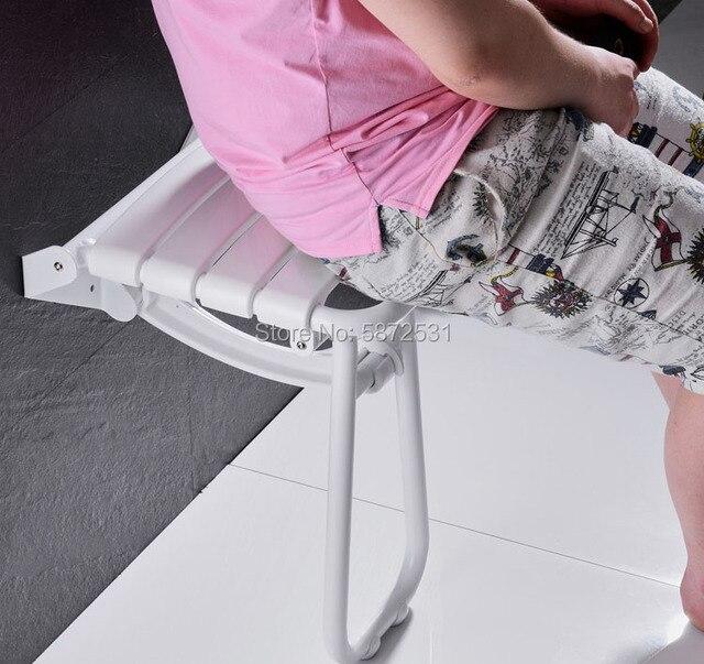 Купить алюминиевое настенное сиденье для душа в скандинавском стиле картинки