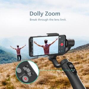 Image 5 - Ручной Стабилизатор CINEPEER C11, 3 осевой подвес для смартфона с трекером по объекту для видеоблога ZHIYUN VS isteady