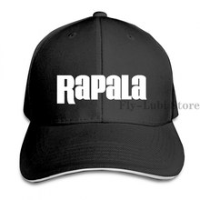 Rapalas Baseball cap men women Trucker Hats fashion adjustable cap(China)