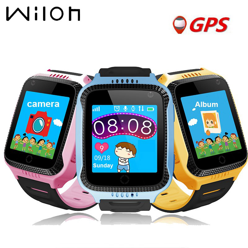 lowest price GPS tracker kids watch Smart GPS watches Camera Flashlight SOS Call Location Baby clock Children watches Q528 2G data SIM card