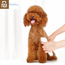 2019 Youpin Pawbby Pet Shaver 2000mAh Removable Wash Safe Pet Shaver Low Vibration & Low Noise Pets Shaver