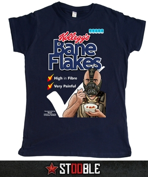T-Shirt damski Bane płatki Bane-bezpośrednio od dystrybutora