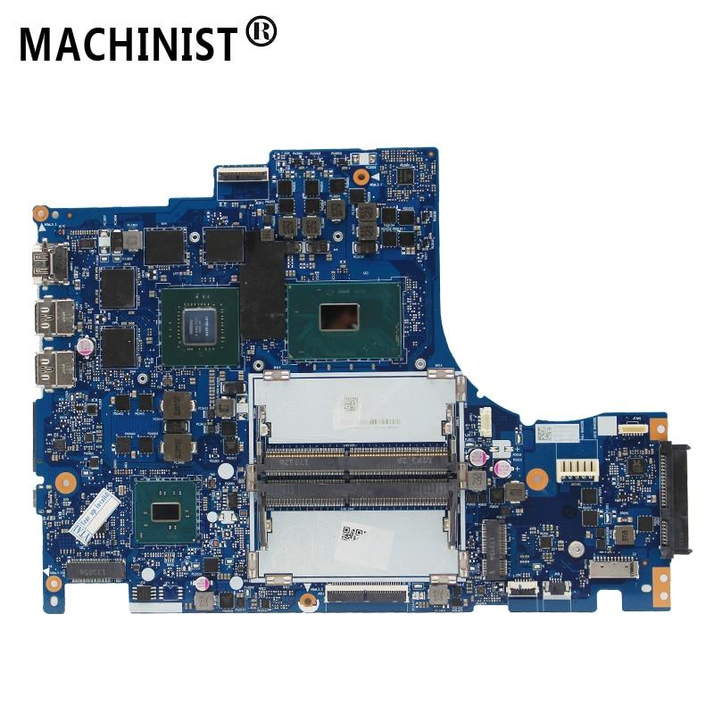 Оригинальная материнская плата для ноутбука lenovo Y520 15IKBN Y520 15 MB I5 7300u GTX1050Ti/4G DY512 NM B191 5B20N00280 100% полностью протестирована