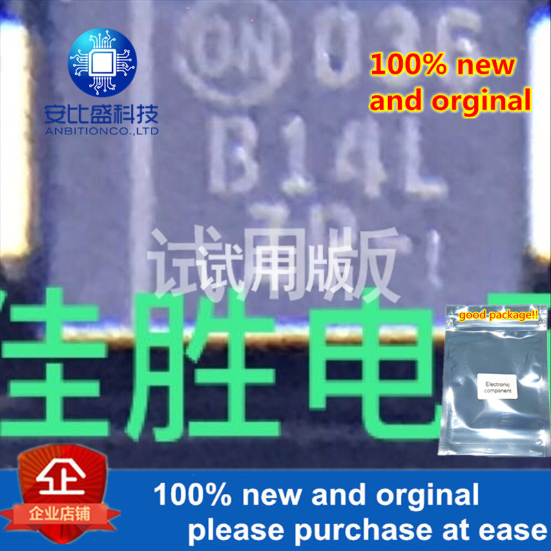 25-50pcs 100% New And Orginal MBRS140LT3 1A40V DO214AA Silk-screen B14L In Stock