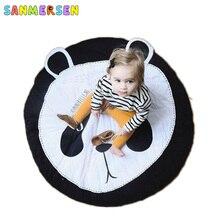 Новые носки для новорожденных из хлопка с рисунком героев из мультфильмов Животные игровые коврики ползающий ребенок спальный игровой коврик образовательные игрушки для малышей номер Декор, фото, реквизит