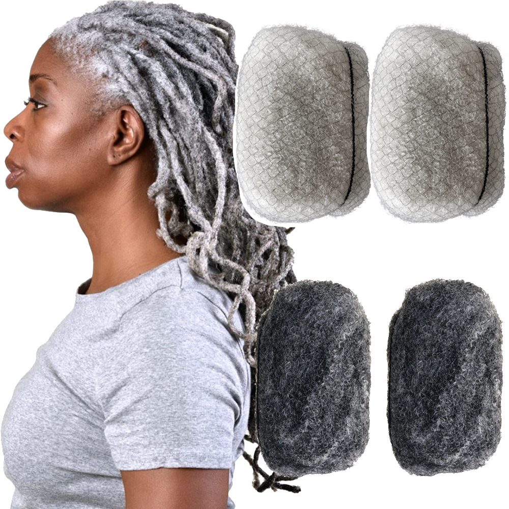 Tight Afro Kinky 100% Human Hair 4 Bundles, 1oz Each. Natural Color For Extensions,Ideal For Making Dreadlocks And Hair Twists