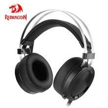 Redragon SCYLLA H901 Écouteurs de jeu Surround Pro ordinateur avec micro pour PC PS4 Redragon