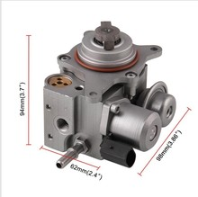 Engine high pressure fuel pump 13517573436 for BMW MINI R series fuel pump for m105 m6040 m6800 m7040 m8200 engine v3300 v3600