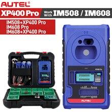Lo strumento programmatore chiave Autel XP400PRO e il programmatore di Chip funzionano con Autel MaxiIM IM608/IM508