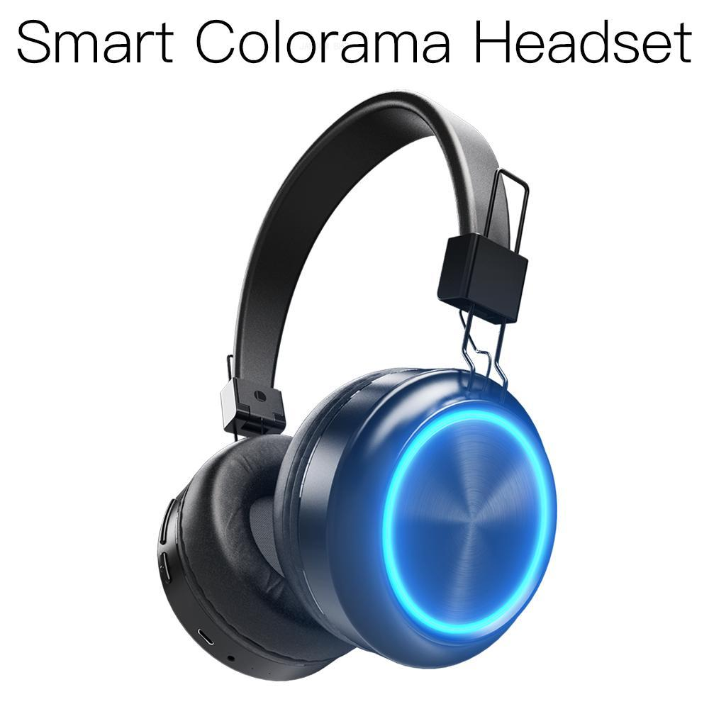 JAKCOM BH3 Smart Colorama Headset as Earphones Headphones in bludio phone wired headphones