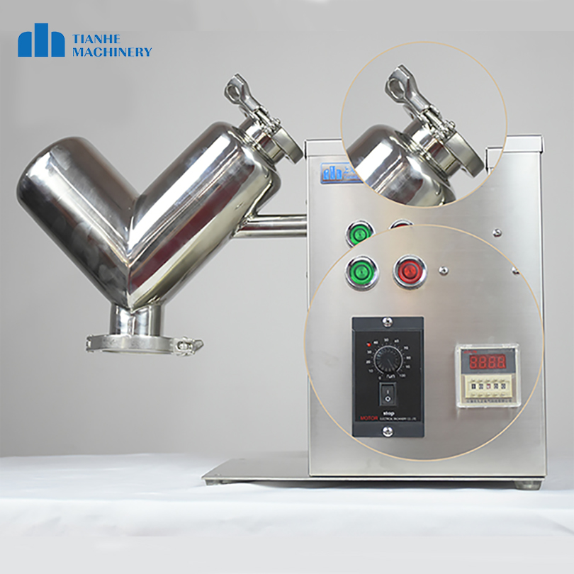 Mixer laboratorium Mixer machine VH2 mixer machine VH mini pulver - Handverktyg - Foto 3