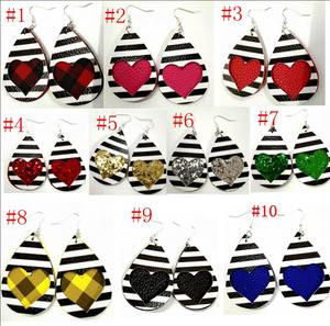 Image 5 - 30pairs Lot Wholesale Drop Earrings For Women Jewelry 2020 New Fashion Vintage Punk Big Personality Boho Long Tassels