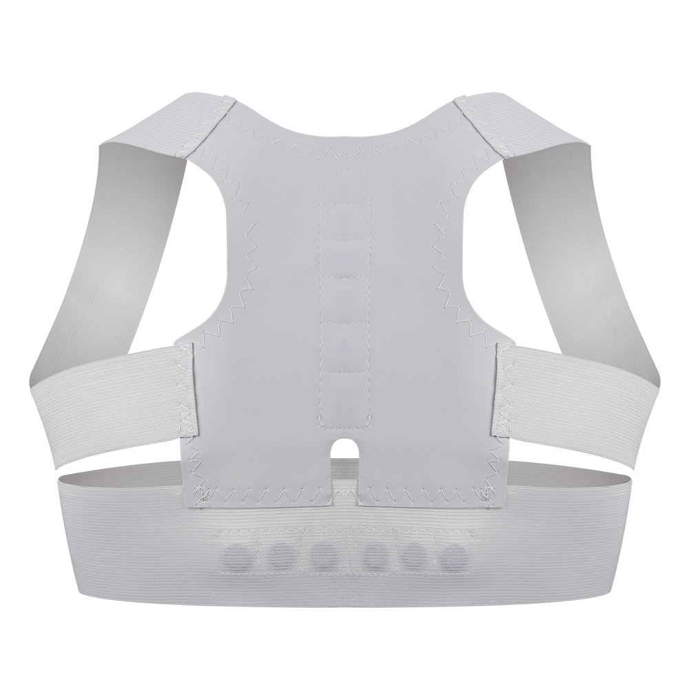 Lightweight Posture Corrector Belt Helps to Ease Shoulder and Back Pain through 6 Magnets Comfortable to Wear Underneath Clothes 1