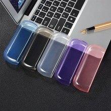 Case Cigarette-Accessories Iqos-3.0 Transparent-Color Soft-Silicone Cover Protective
