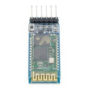 Image 4 - 50pcs/LOT HC05 HC 05 HC06 HC 06 JY MCU anti reverse, integrated Bluetooth serial pass through module, HC 05 master slave 6pin