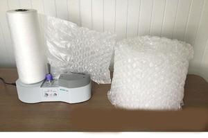 Image 4 - Poduszka powietrzna poduszka bąbelkowa opakowanie owijarka maszyna Air Pack 1000 + Film