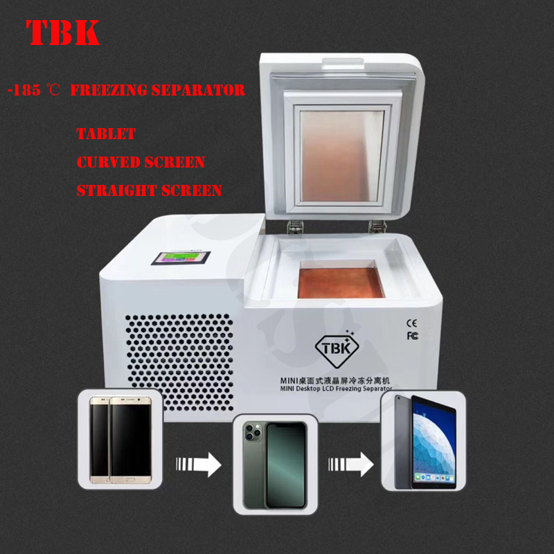Separating-Machine Freezer Tablet Screen Professional TBK-578 Refurbishment-185 For iPhone