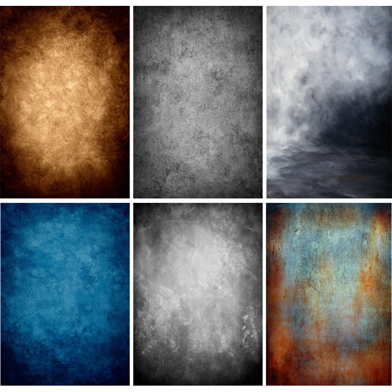 SHENGYONGBAO Art Fabric Photography Backdrops Props Vintage Theme Photo Studio Background LCJD-21