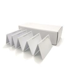 100 PCS/Lot carte à puce carte de proximité RFID 125KHZ EM4100 TK4100 RFID TAG carte didentité pour la présence de temps de contrôle daccès