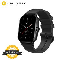 Amazfit GTS 2 Smartwatch 5ATM Water Resistant AMOLED Display 11 Sport Modes All Day Heart Rate Tracking For Android