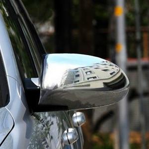 Auto Review Mirror Cover Trim