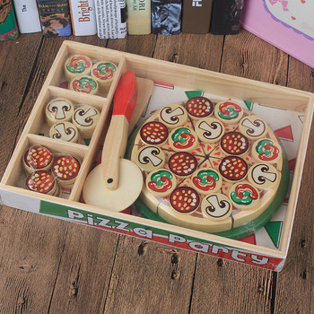 9pcs pretend play simulation food kitchen toys sweet food children cooking toys 3d refrigerator magnets stickers ice cream cake Pizza Wooden Toys Food Cooking Simulation Tableware Children Kitchen Pretend Play House Toy Fruit Vegetable Tableware Kids Gifts