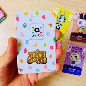 Series 1 #79-91 Animal Crossing Card Amiibo Card locks nfc Card Work for Switch NS 3DS Games Series 1 Animal Crossing Amiibo