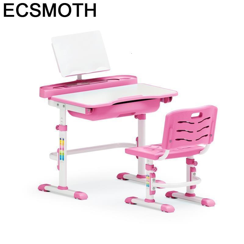 Children Cuadros Infantiles Furniture Estudio Tisch Infantil Tavolino Bambini Desk Enfant Mesa Escritorio Study Table For Kids