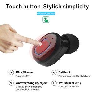Image 3 - Bluetooth 5.0 אוזניות TWS אלחוטי אוזניות Bluetooth אוזניות דיבורית אוזניות ספורט אוזניות משחקי אוזניות טלפון