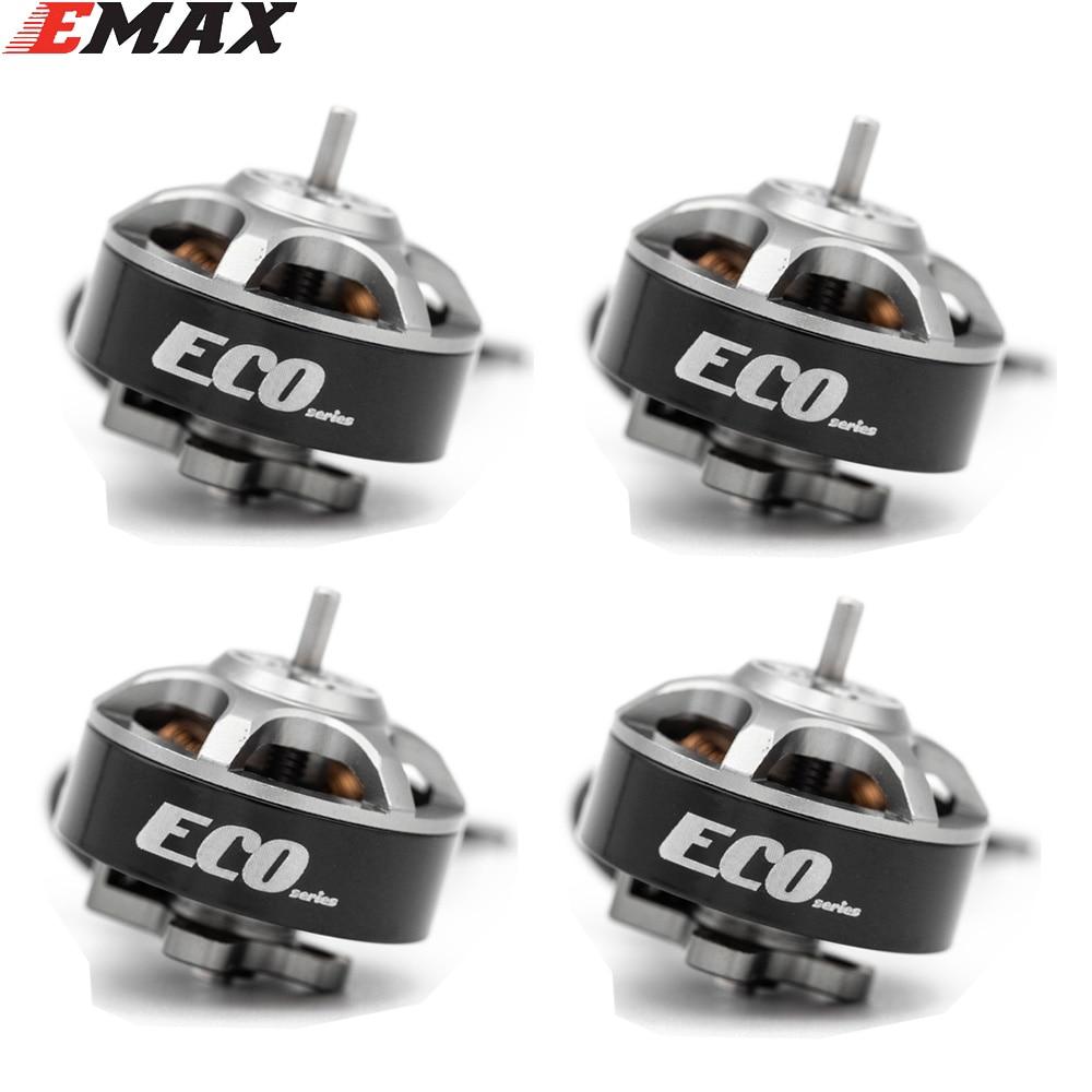 1PCS / 4PCS EMAX ECO 1404 2~4S 3700KV 6000KV CW Brushless Motor For FPV Racing RC Drone