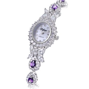 Image 4 - ديفيني سوار ساعة الإناث ساعة عادية موضة السيدات ساعة مقاوم للماء ساعة كوارتز امرأة ساعة الإناث