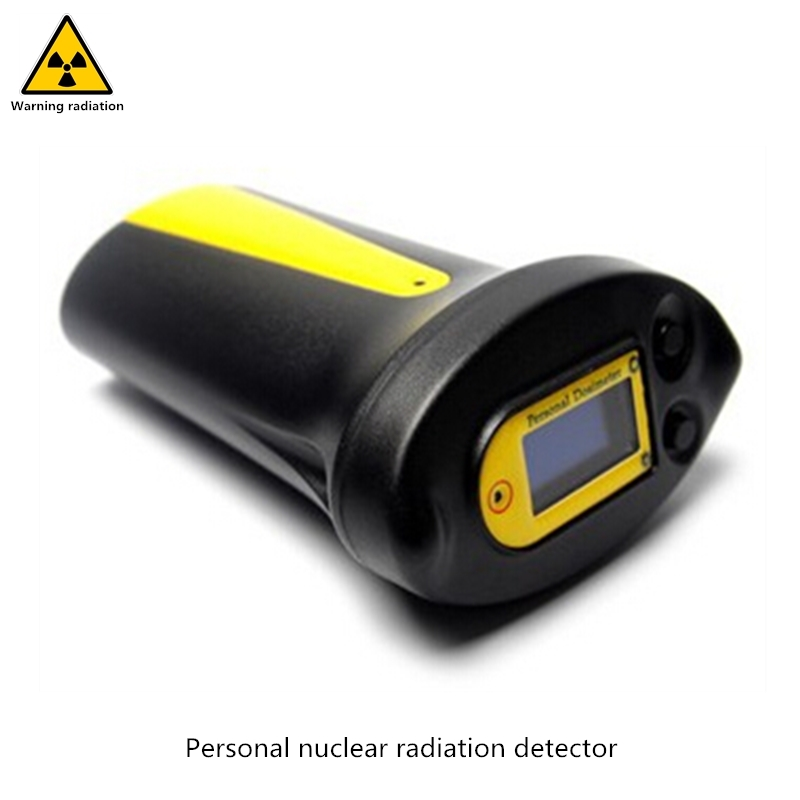 Genuine Practical Gamma Ray X-ray Radiation Detection High Precision Personal Nuclear Radiation Geiger Count Dosimeter