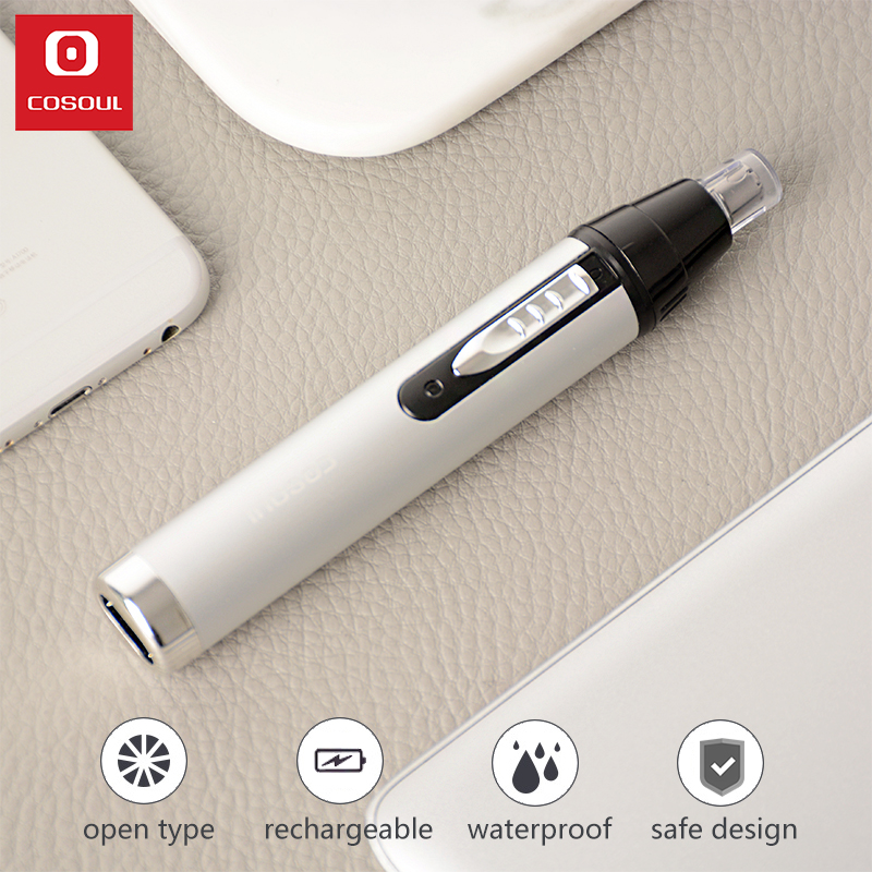 Nose Hair Trimmer Rechargeable Electric Nose Ear Hair Clipper Removal Razor Shaver Eyebrow Trimmer Epilators Men Women