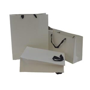 Image 2 - 사용자 지정 종이 가방 환영 가방 결혼식 사용자 지정 포장 가방 사용자 지정 선물 가방 종이 가방 로고 재사용 가능한 선물 가방