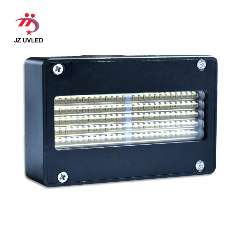 200W DYS80COB LED UV Ink Curing Lamp For TOPME Dlican UV Flatbed Printer Ricoh G5 Print Head Gel The Cure Ultraviolet LED Light