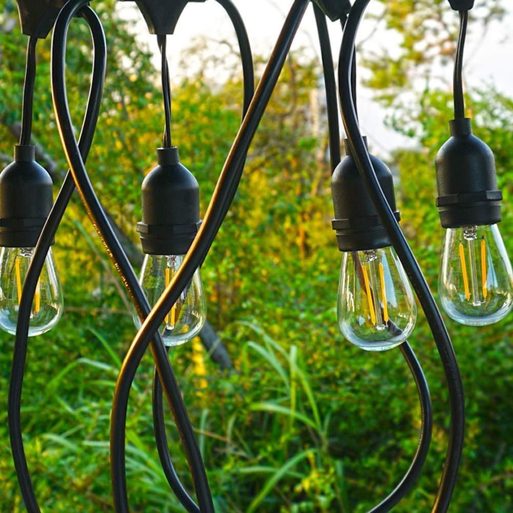 lâmpadas led branco quente 2700 k e27