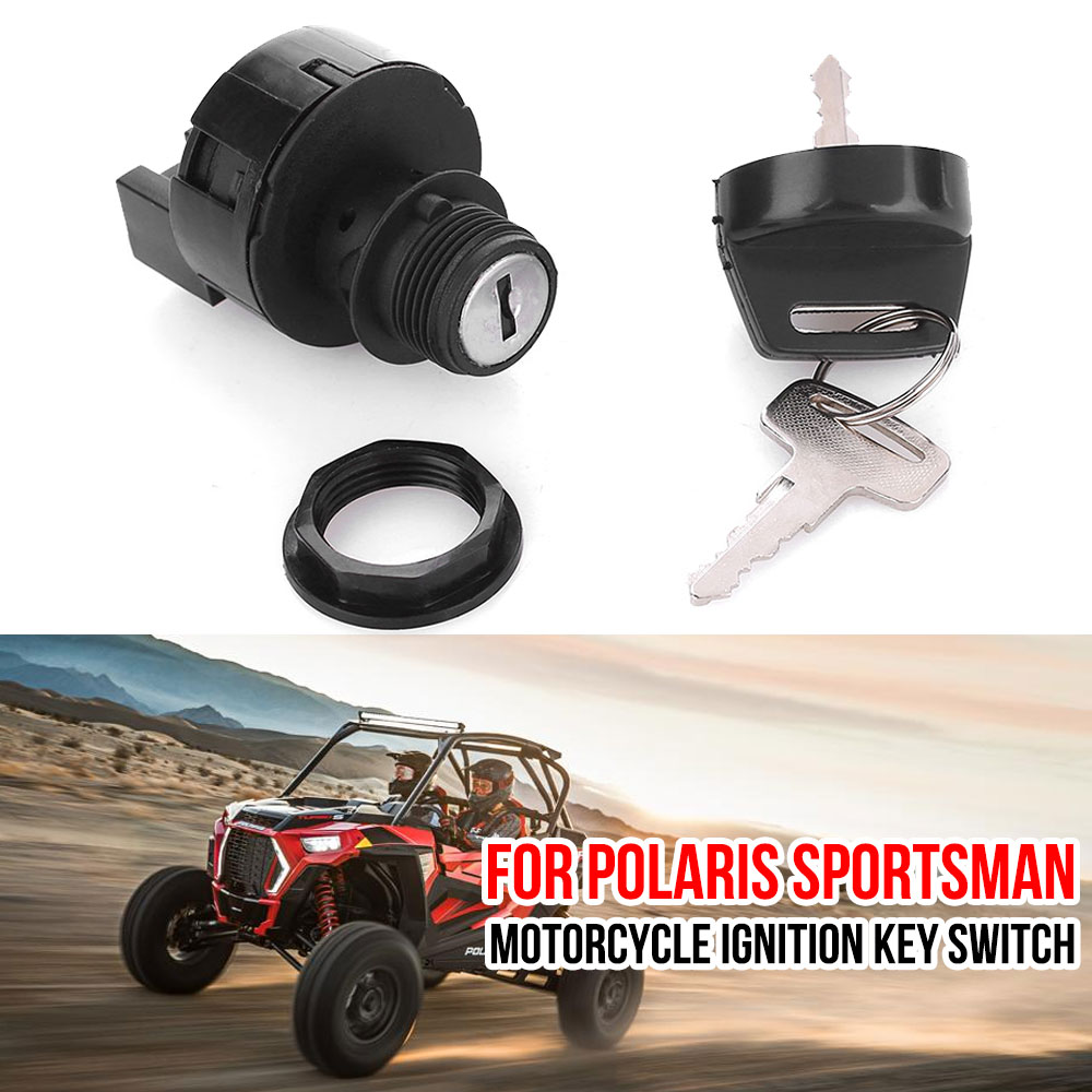 IGNITION KEY SWITCH For Polaris Sportsman 400 500 550 600 700 800 3 Position