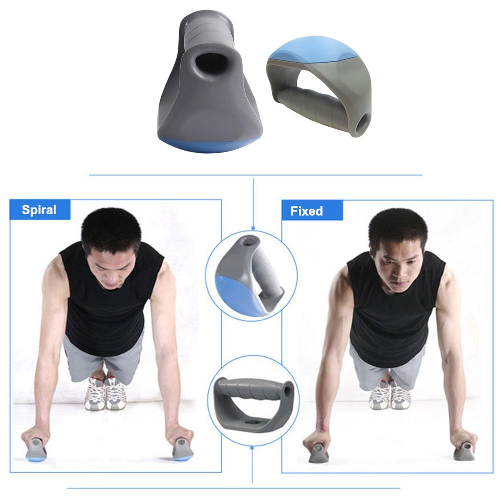 Mais novo push-up suporte de treinamento de