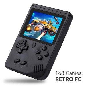 168 Games MINI Portable Retro