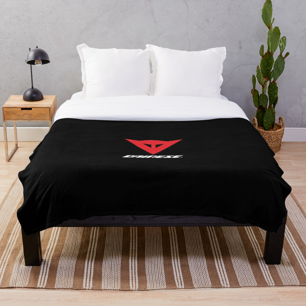 BEST SELLER Dainese Merchandise Throw Blanket Soft Sherpa Blanket Bed Sheet Single Knee Blanket Office Nap Blanket