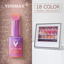 VINIMAY New Arrival Gel Nail Polish vernis semi permanant UV Soak Off Gelpolish Nail Art Gel Varnish Manicure Nails Gel Lacque