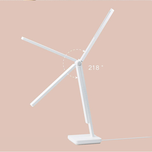 Image 2 - New XIAOMI MIJIA Table Lamp lite Mi LED read desk lamp student fold table light indoor Bedside night light 3 brightness modes