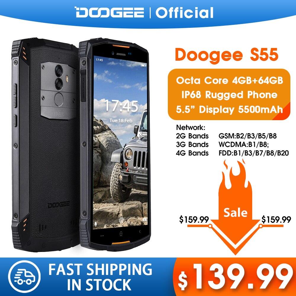 Real IP68 DOOGEE S55…