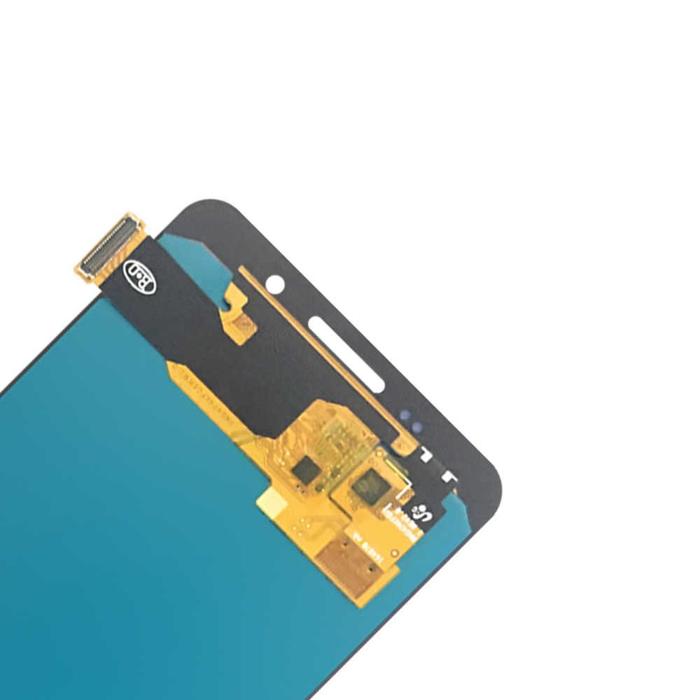 Montaje de pantalla táctil con pantalla LCD 100% probada para Samsung Galaxy A3 2016 A310 A310F A310H A310M A310Y
