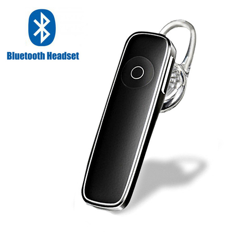 M165 Stereo Headset Earphone Headphone Mini Bluetooth V4.1  With Microphone Wireless Handfree For AllPhone Huawei Xiaomi Android