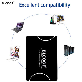 цена на BLCOOF SSD 60GB 2.5 Inch  Hard Drive Disk Disc Solid State Disks hdd use for laptop/desktop/server solid state drive