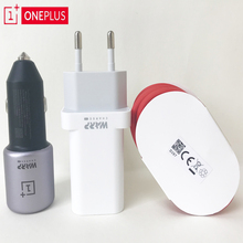 OnePlus 7T Pro Warp Car Charger 5V 6A Original Warp Fast Charging EU Charger For One Plus 7Pro 7 6T 6 OnePlus 1.5/2M Warp Cable