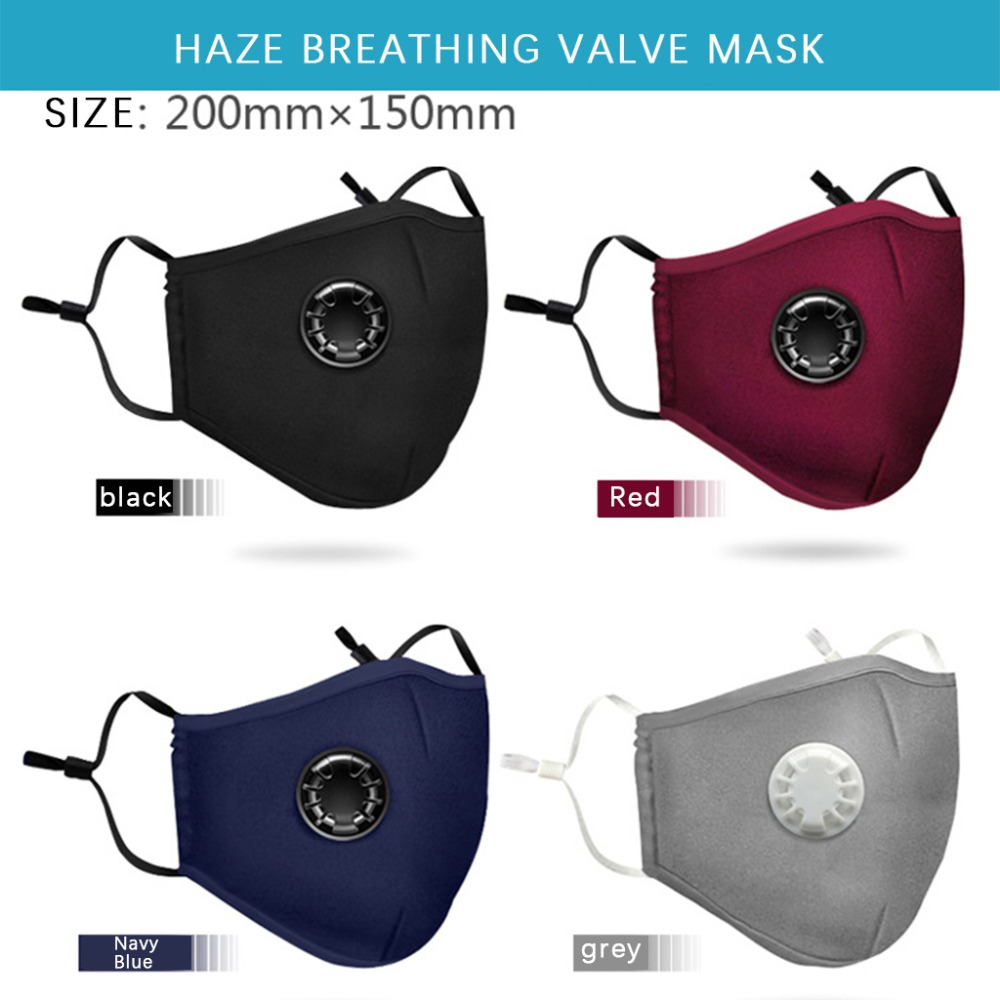 Hd6f884e61b42430c93475f9995c7e872s masque lavable masque tissus lavable Cycling Mask Reusable Wash Facemask Face Mask mascarillas mascarilla mascaras faciais gripe