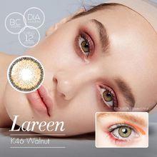 Lareen 2 шт Цвет ed контактные линзы для глаз волшебной серии